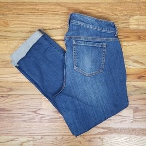 TORRID Cropped Jeans Size 12